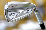 Callaway 2013 X Forged III NS.Pro 950GH Iron Set