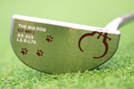 Gauge Design by Whitlam G2 Big Dog  Putter
