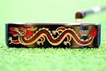 Gauge Design by Whitlam Dragon Black Limited Edition  Putter
