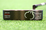 Gauge Design by Whitlam G2-Mill Black  Putter