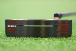 Gauge Design by Whitlam G2-Mill SoundSlot Black Red  Putter