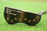 Gauge Design by Whitlam G2 Little Dog Black  Putter