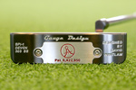 Gauge Design by Whitlam SPI-1 Devon Black-Silver  Putter