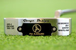 Gauge Design by Whitlam SPI-1 Devon Silver-Black  Putter