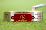 Gauge Design by Whitlam SPI-1 Devon Silver-Red  Putter