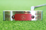 Gauge Design by Whitlam Joseph Red 1st Run  Putter