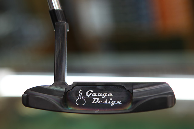 Putter Gauge Design by Whitlam G2 Mill