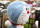 Bridgestone Doraemon Cover  Head Cover