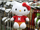 Sanrio Hello Kitty Cover  Head Cover