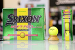Srixon SOFT FEEL TOUR YELLOW  Ball