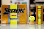 Srixon TRISPEED TOUR YELLOW  Ball