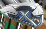 LEFT HAND Callaway X-22 Left Handed Graphite 60i