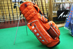 ONOFF Caddie Bag OB0313 Orange  Bag