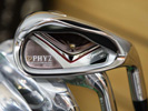 Lady Tourstage PHYZ CL PZ-401I Iron Set