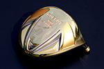 Geotech Quelot RE18 alpha-SPEC Gold  Driver