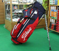 Titleist TBZSX6BLKWHT  Bag