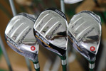 Taylormade Burner Super Launch Fubuki 50