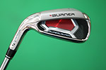 LEFT HAND Taylormade Burner Superlaunch NS.Pro 950GH Iron Set