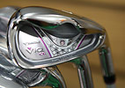 Lady Tourstage VIQ CL VT-401I Iron Set