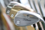 Titleist Vokey Spinmilled SM4 Dynamic Gold Wedge