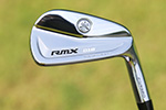 Yamaha RMX 018 TOURMODEL Dynamic Gold 120 Iron Set