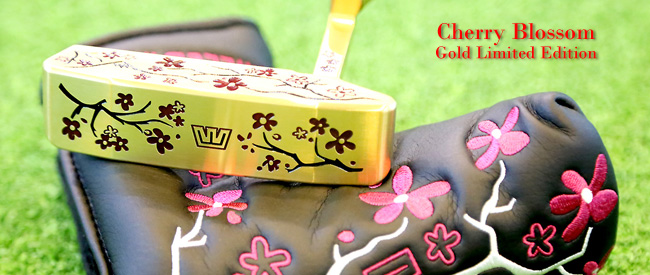 Cherry Blossom Gold Limited Edition